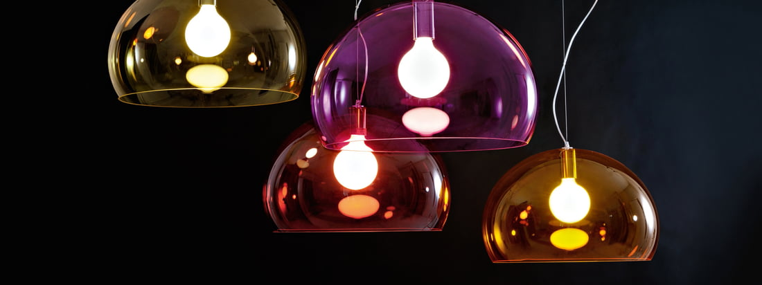 Kartell - FLY Lighting collection