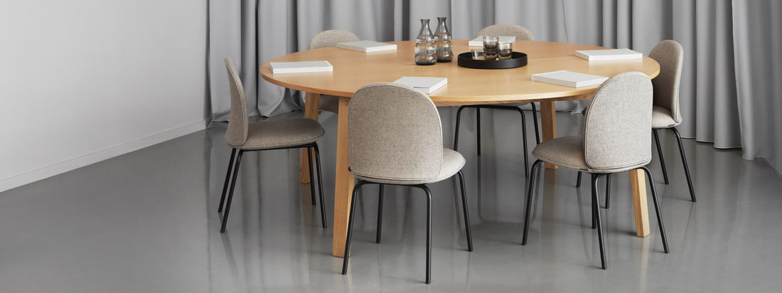 Normann Copenhagen - Slice Tables