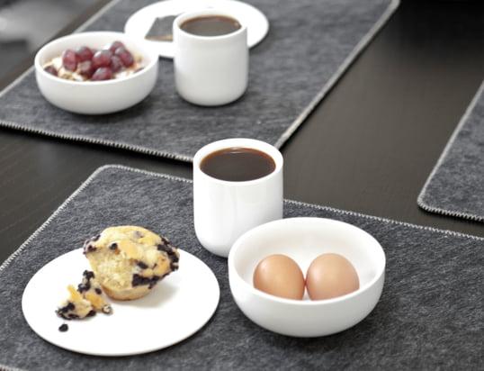 Home textiles: Table textiles