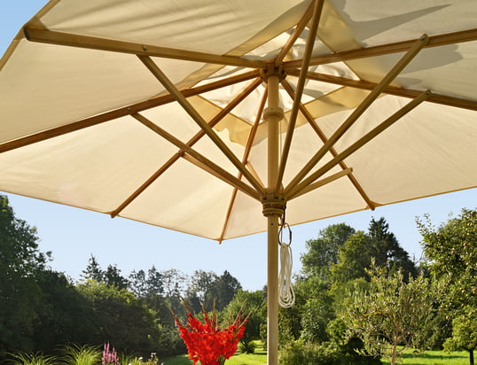 Find sunshades, beach shelters and parasol stands for sunny days in here!
