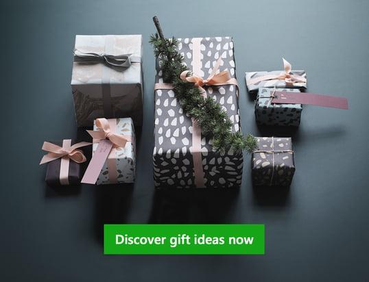 banner - gift ideas