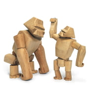 areaware Wooden Creatures - Hanno the Gorilla