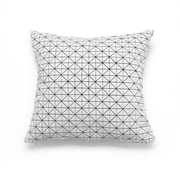 Mika Barr - Geo Origami Cushion Cover
