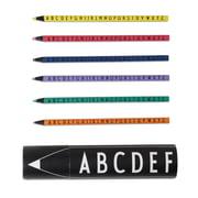 Design Letters - AJ Crayons Set