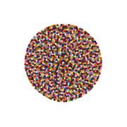 myfelt - Lotte rug round