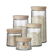 Rosendahl - Grand Cru Storage Jars with Wooden Lid