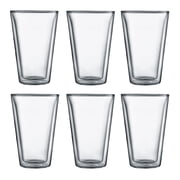 Bodum - Canteen Glasses (Set of 6)