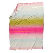 Hay - Colour Plaid Woolen Blanket