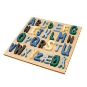 Sebra - Wood Puzzle ABC