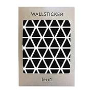 ferm Living - Mini Triangle Wall Sticker