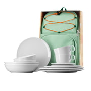 Thomas - Ono Cooler Backpack with Dinnerware (12 PCs)
