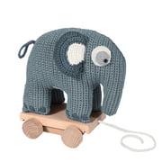 Sebra - Pull-Along Crochet Toy