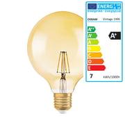 Osram - Vintage 1906 LED Lightbulb