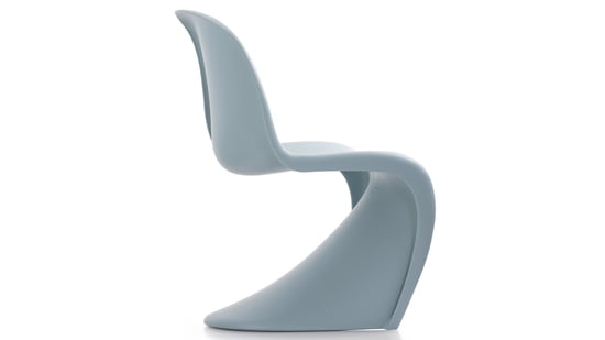 High seating comfort thanks to flowing shapes