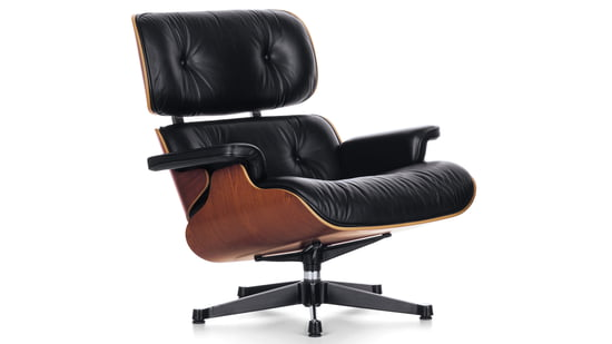 Luxurious comfort the Vitra Lounge Chair