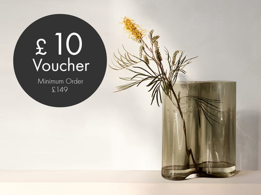 Connox Voucher: £10 from £80