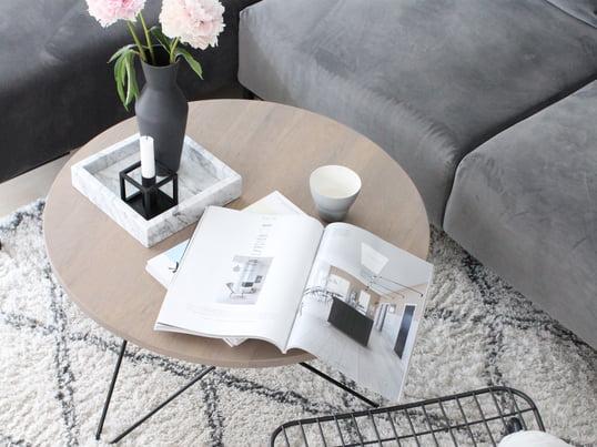 Menu - WM String Lounge Chair - 4zu3