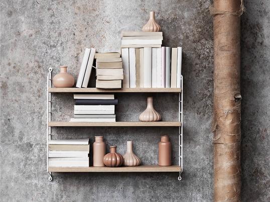 String - Pocket wall shelf