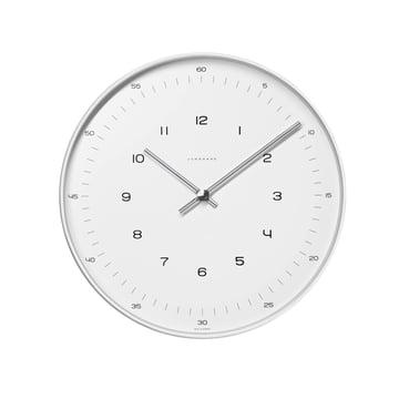 Max Bill Wall Clock, Numbers, Ø 22cm