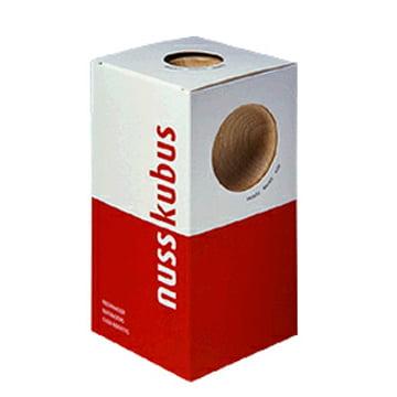 siebensachen - Nusskubus nutcracker, packaging