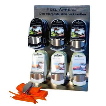 Peel Appeal Vegetables Peeler