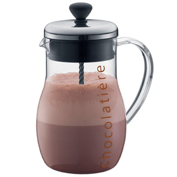 Chocolatière Chocolate Jug, 1.0 liter by Bodum