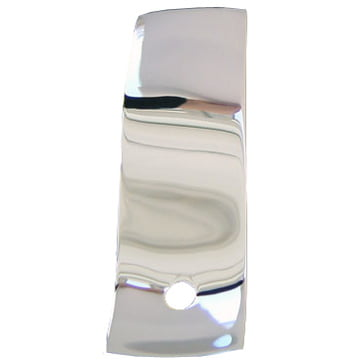 Soap holder, polished