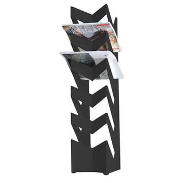 "Radius Design - newspaper holder ""news"""