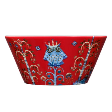 Taika red - bowl (0.6 L)