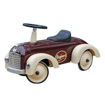 Speedster children's car, chocolate
