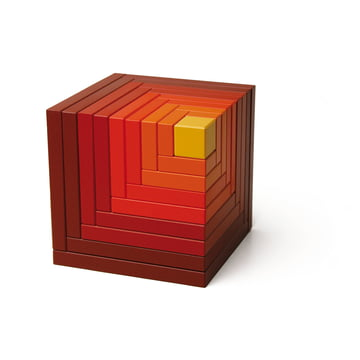 Naef Cella wooden toy, red