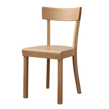 Frankfurt Chair - natural beech, matte lacquered