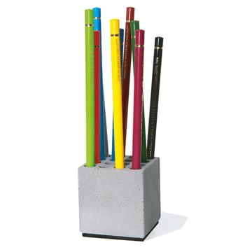 Korn Produkte - pen holder Block