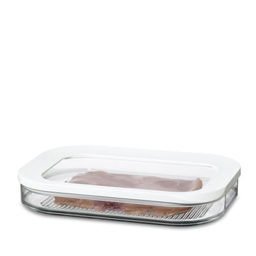 Rosti Mepal - Modula refrigerator container, cold cuts 550/1 - white