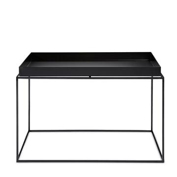 Hay - Tray Table square, 60 x 60 cm, black