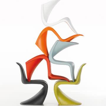 Vitra - Panton Chair - group