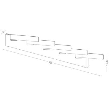 Linea-1-magazine rack