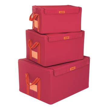 reisenthel - Storagebox, red - all sizes