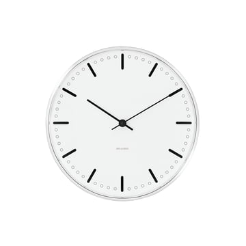 Rosendahl - AJ City Hall Wall Clock - 16cm