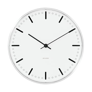 Rosendahl - AJ City Hall Wall Clock - 21cm
