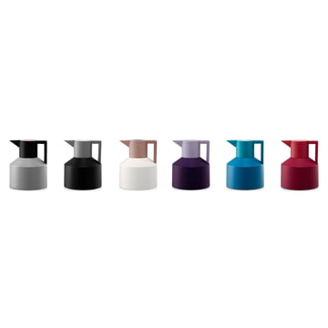 Normann Copenhagen - Geo thermos flask - group, colours