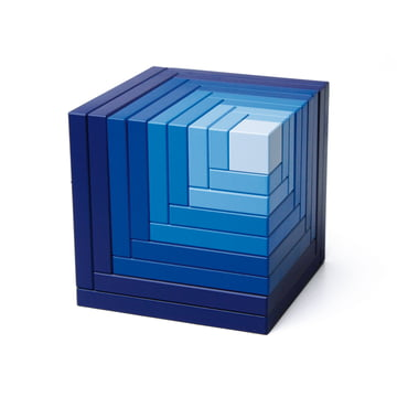 Naef Cella wooden toy, blue