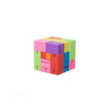 Areaware - Cubebot, micro, colourful