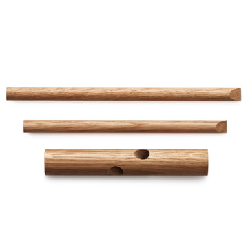 Normann Copenhagen - Sticks Hooks, nature - pieces