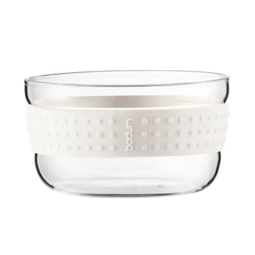 Bodum - Pavina Salad Bowl, small, cream