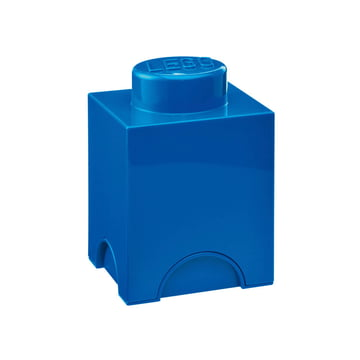 Lego - Storage Brick 1, blue