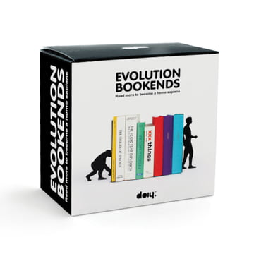 Doiy - Evolution Bookend - package