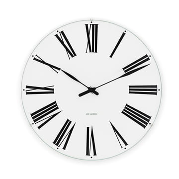 Rosendahl - AJ Roman wall clock, Ø 29 cm