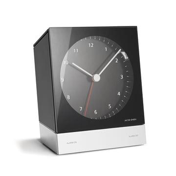 Jacob Jensen - Alarm Clock Series Quartz 341, black