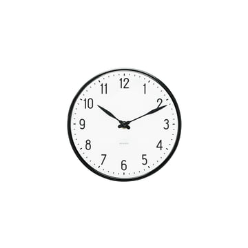Rosendahl Timepieces - AJ Station wall clock, Ø 16 cm